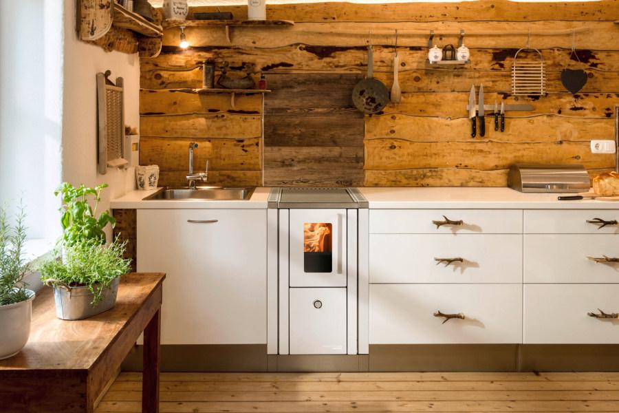 Neue Holzherde von Haas+Sohn: Kochen mit Holzherd