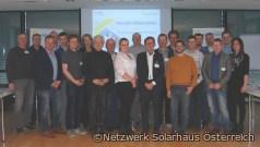 Gründung Netzwerk Solarhaus Österreich